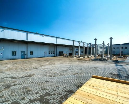 ATW - Hassel-Gruppe setzt Investitionen am Standort fort